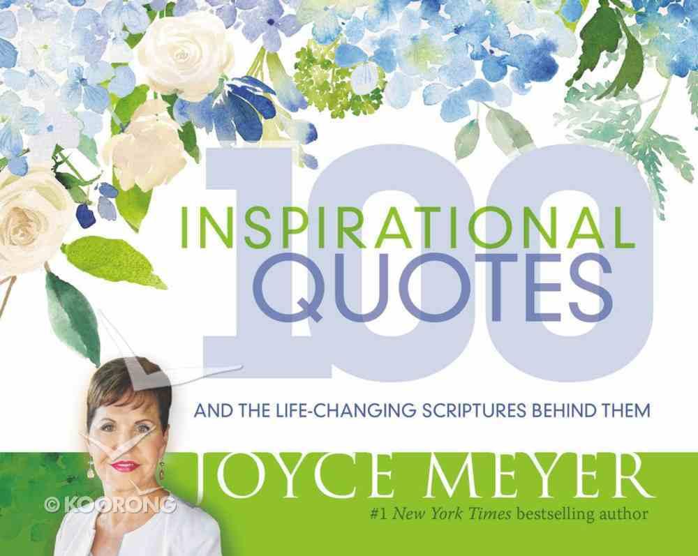 100 Inspirational Quotes eBook
