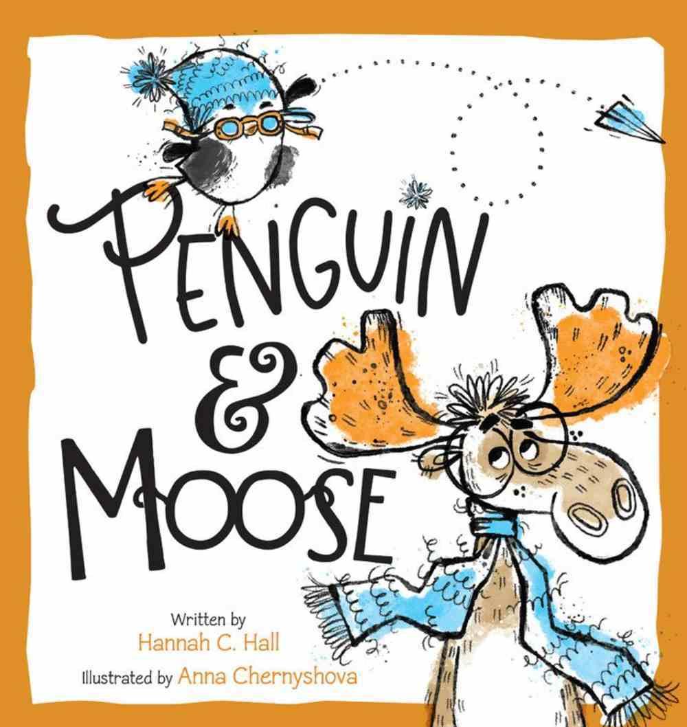 Penguin & Moose Hardback