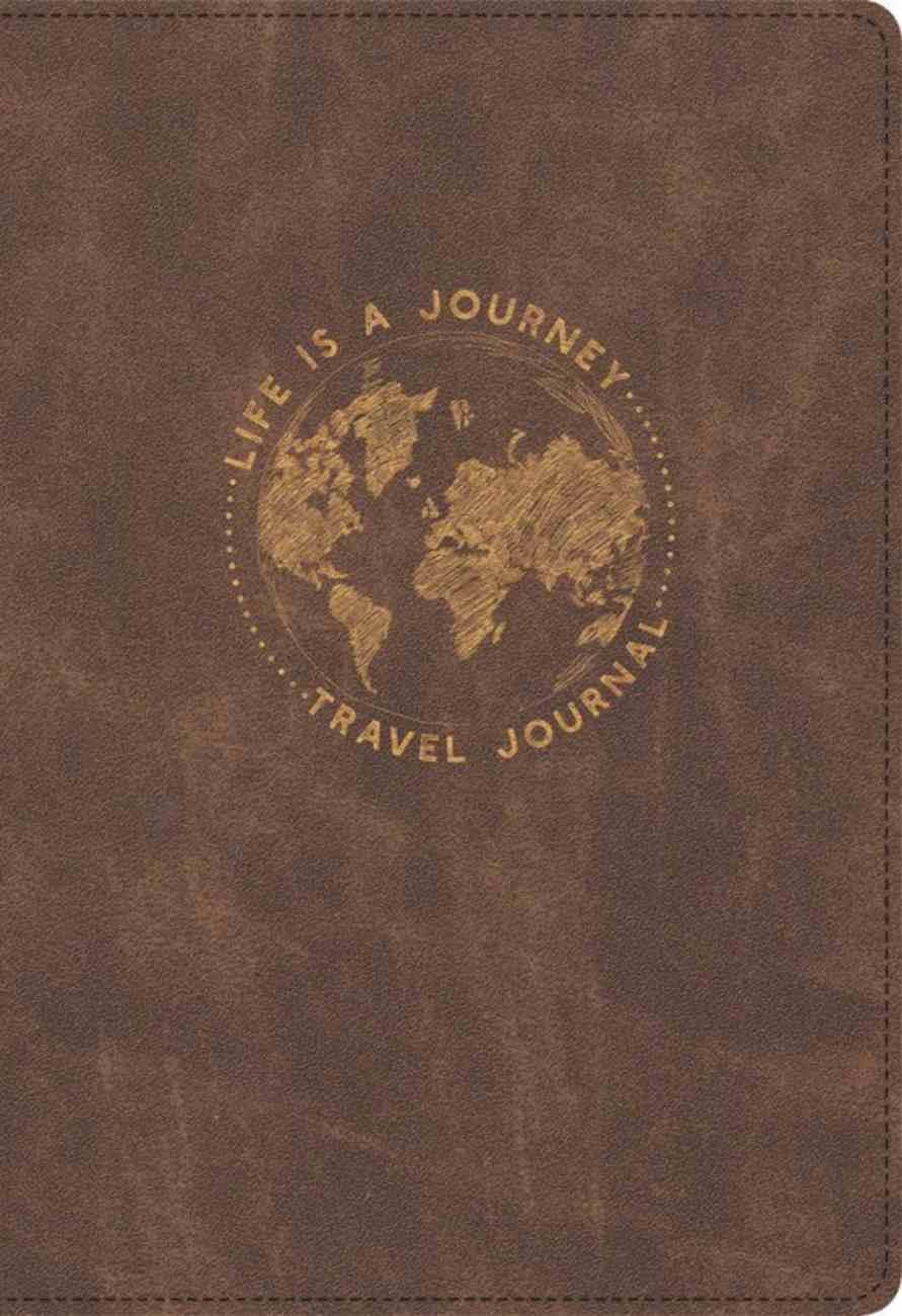Journal: Life is a Beautiful Journey Hardback