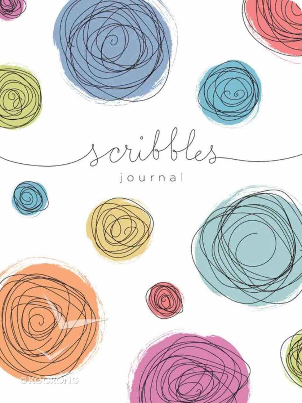 Journal: Scribbles Paperback