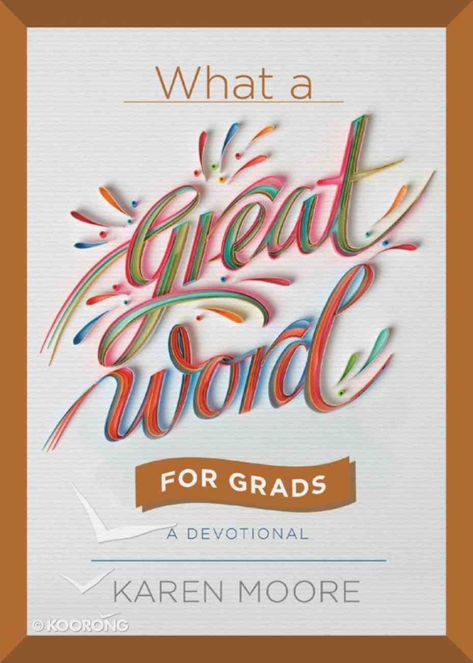 What a Great Word For Grads eBook