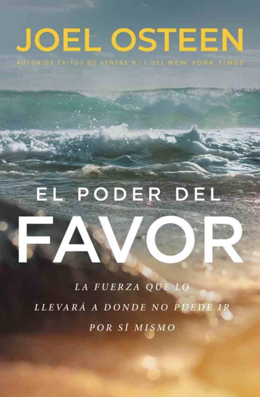 Poder Del Favor, El eBook