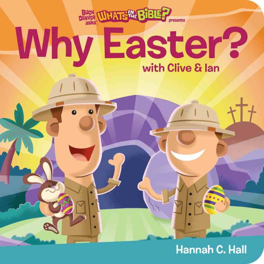 Why Easter? Board Book