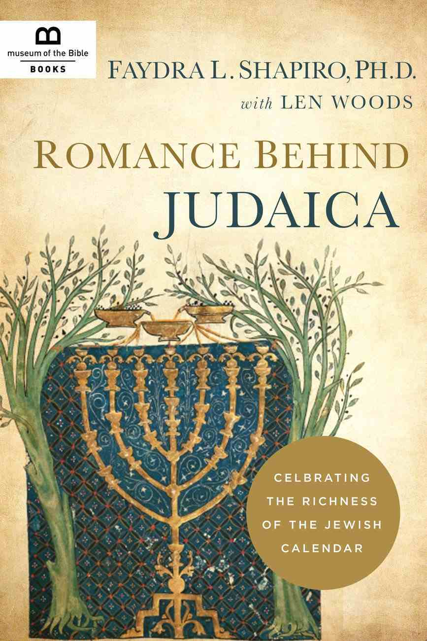Romance Behind Judaica eBook