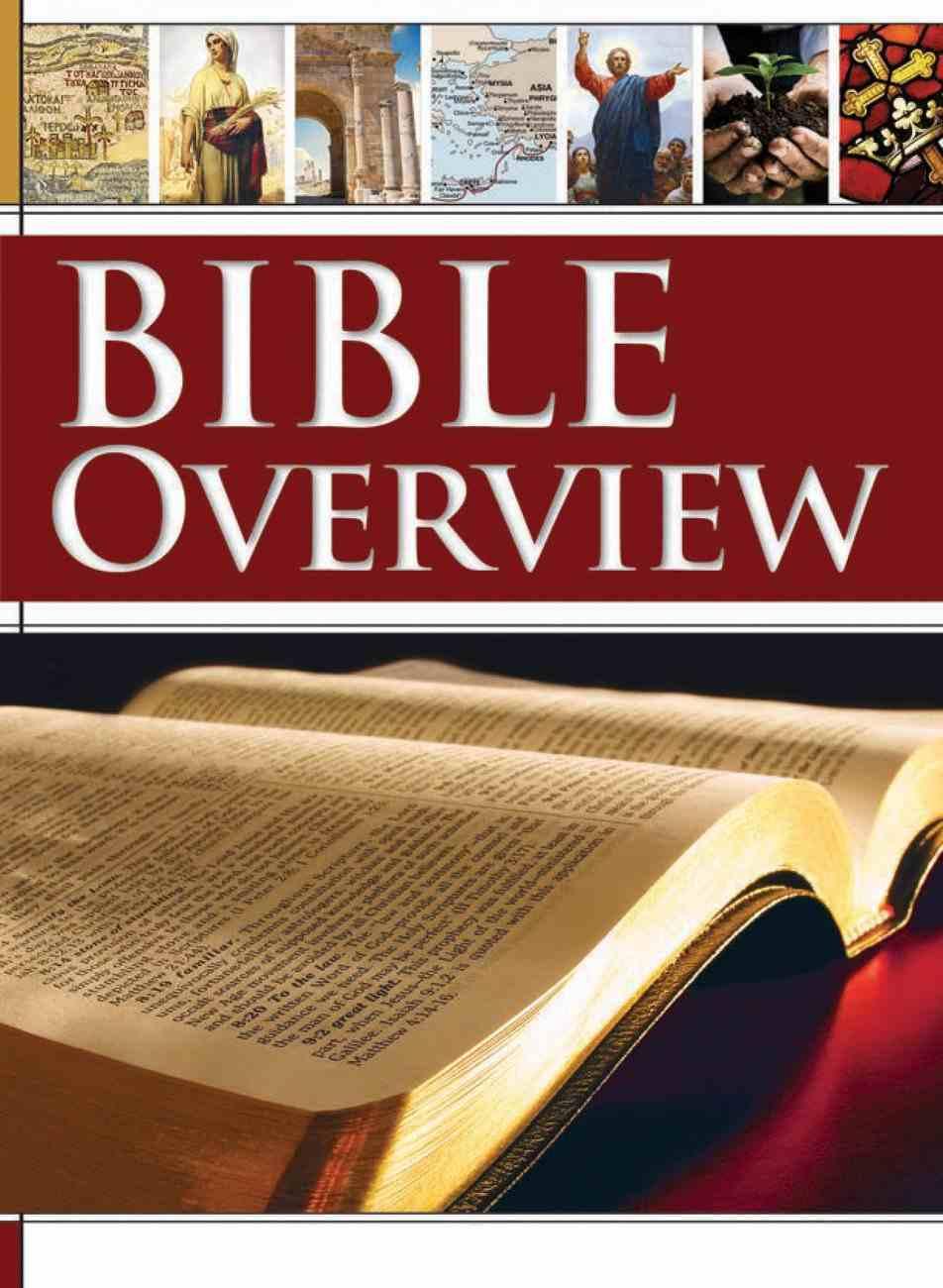 Bible Overview Hardback