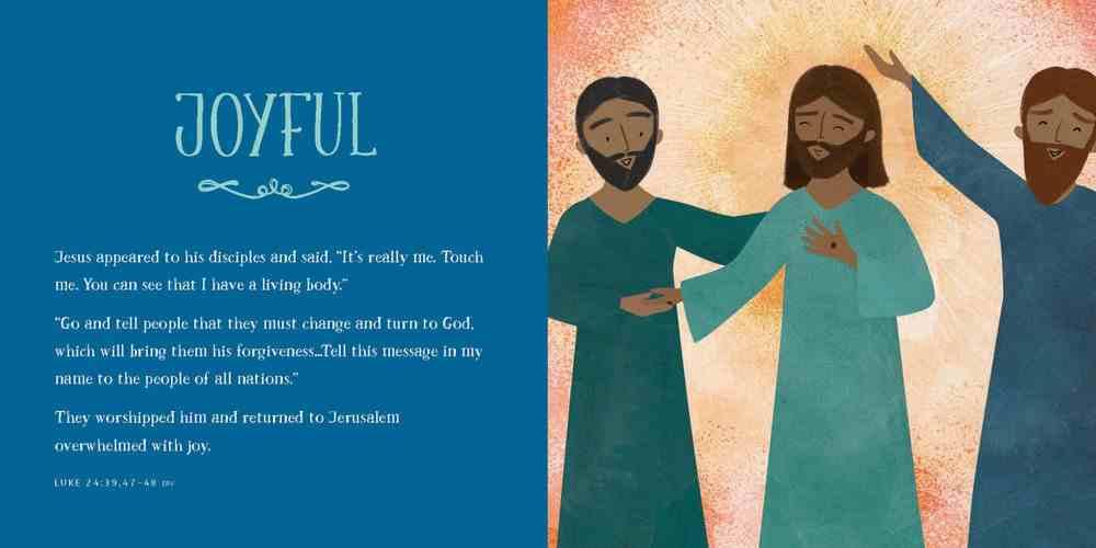Holy Week: An Emotions Primer (Baby Believer Series) Board Book