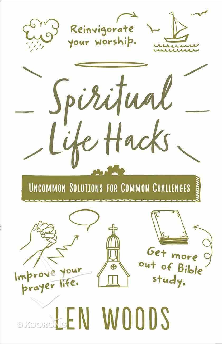 Spiritual Life Hacks Paperback