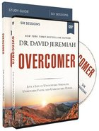 Overcomer: Living a Life of Unstoppable Strength, Unmovable Faith, and Unbelievable Power (Study Guide With Dvd) Pack