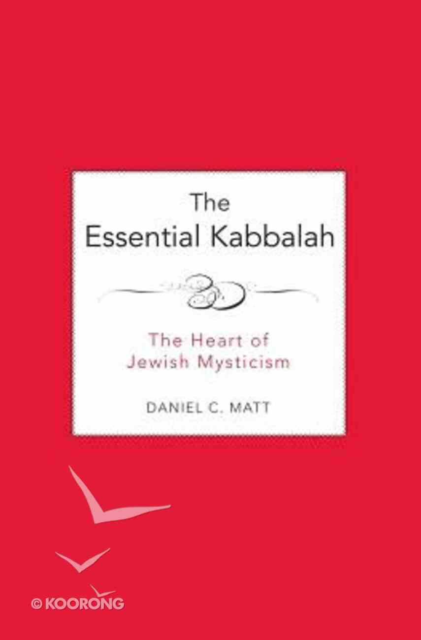 The Essential Kabbalah Paperback