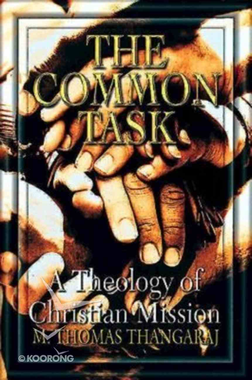 The Common Task Paperback