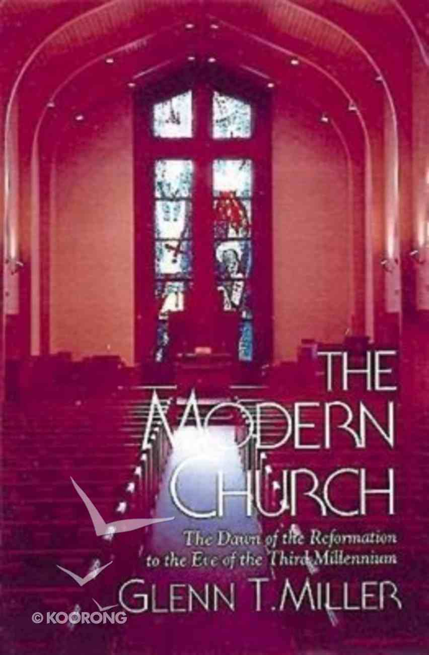 The Modern Church Paperback