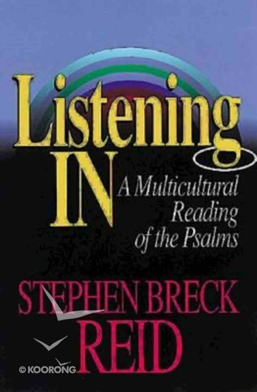 Listening in Paperback