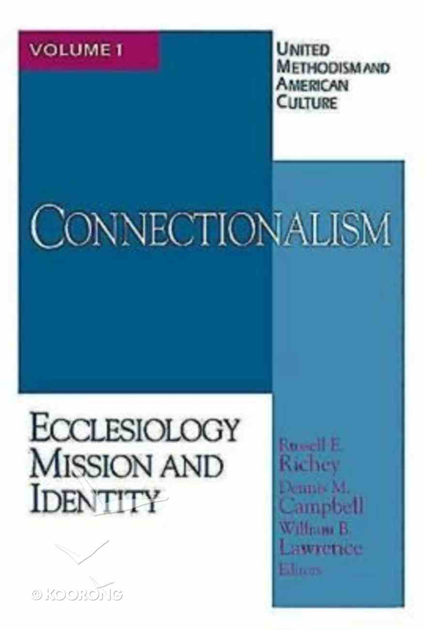 Connectionalism Paperback