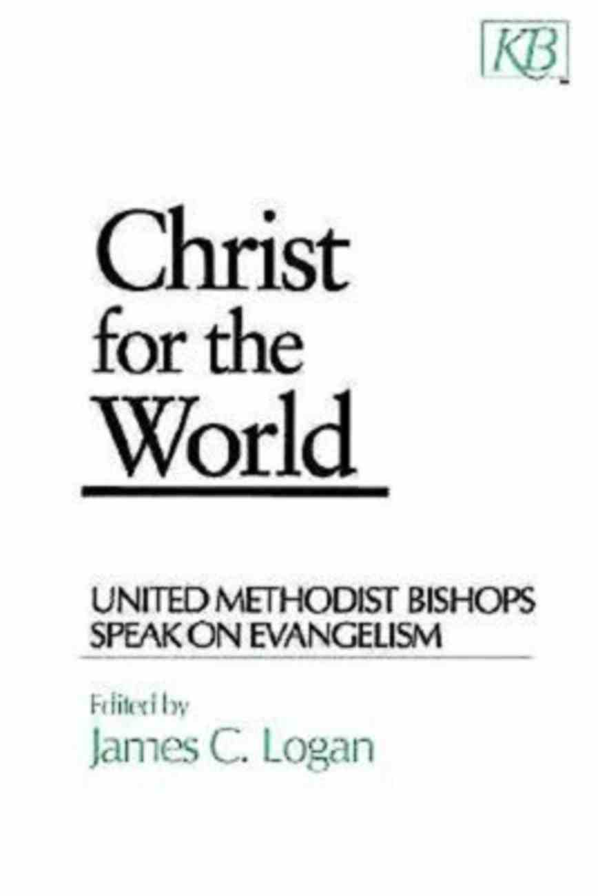 Christ For the World Paperback