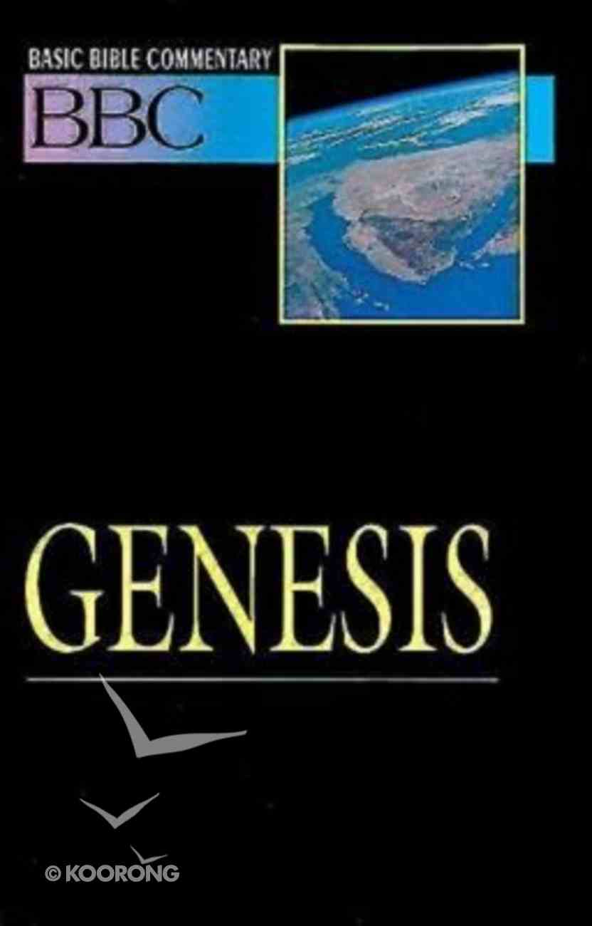 Genesis (#01 in Basic Bible Commentary Series) Paperback