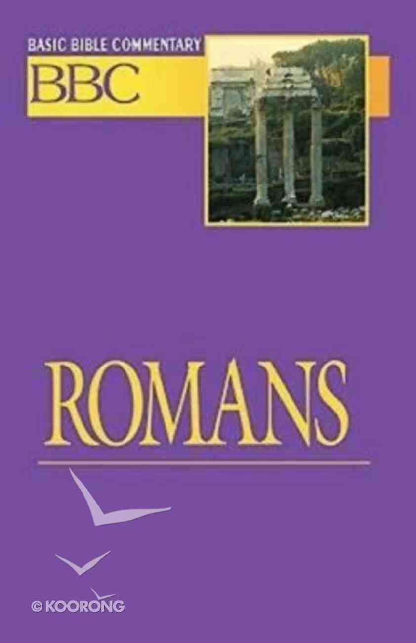 Romans (#22 in Basic Bible Commentary Series) Paperback