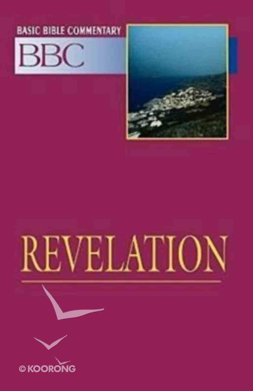 Revelation (#29 in Basic Bible Commentary Series) Paperback