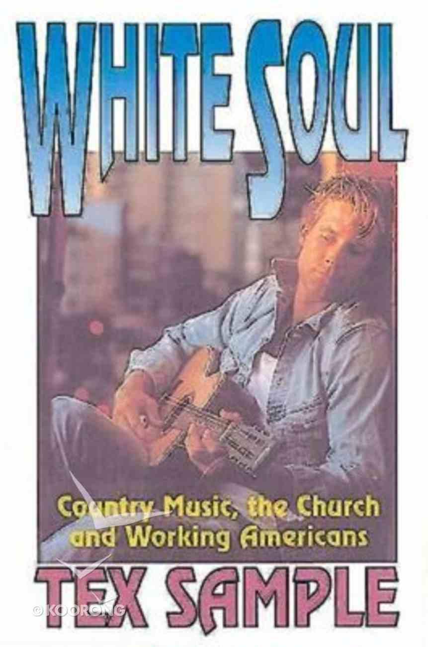 White Soul Paperback