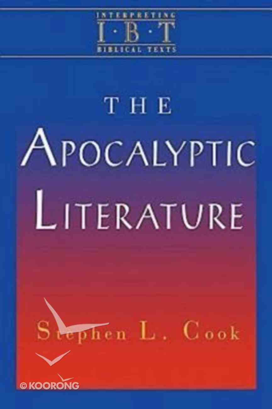 The Apocalyptic Literature (Interpreting Biblical Texts Series) Paperback