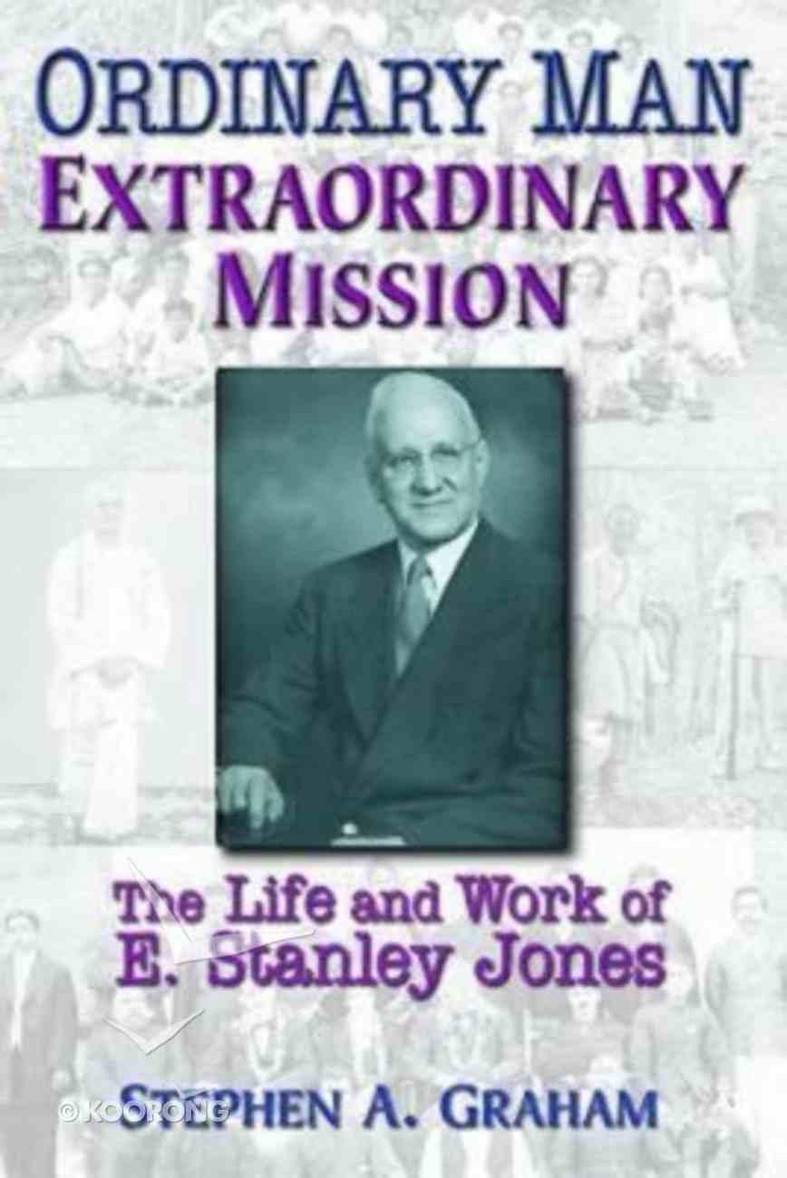 Ordinary Man, Extraordinary Mission Paperback