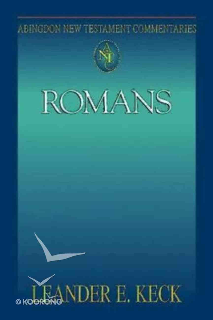 Romans (Abingdon New Testament Commentaries Series) Paperback