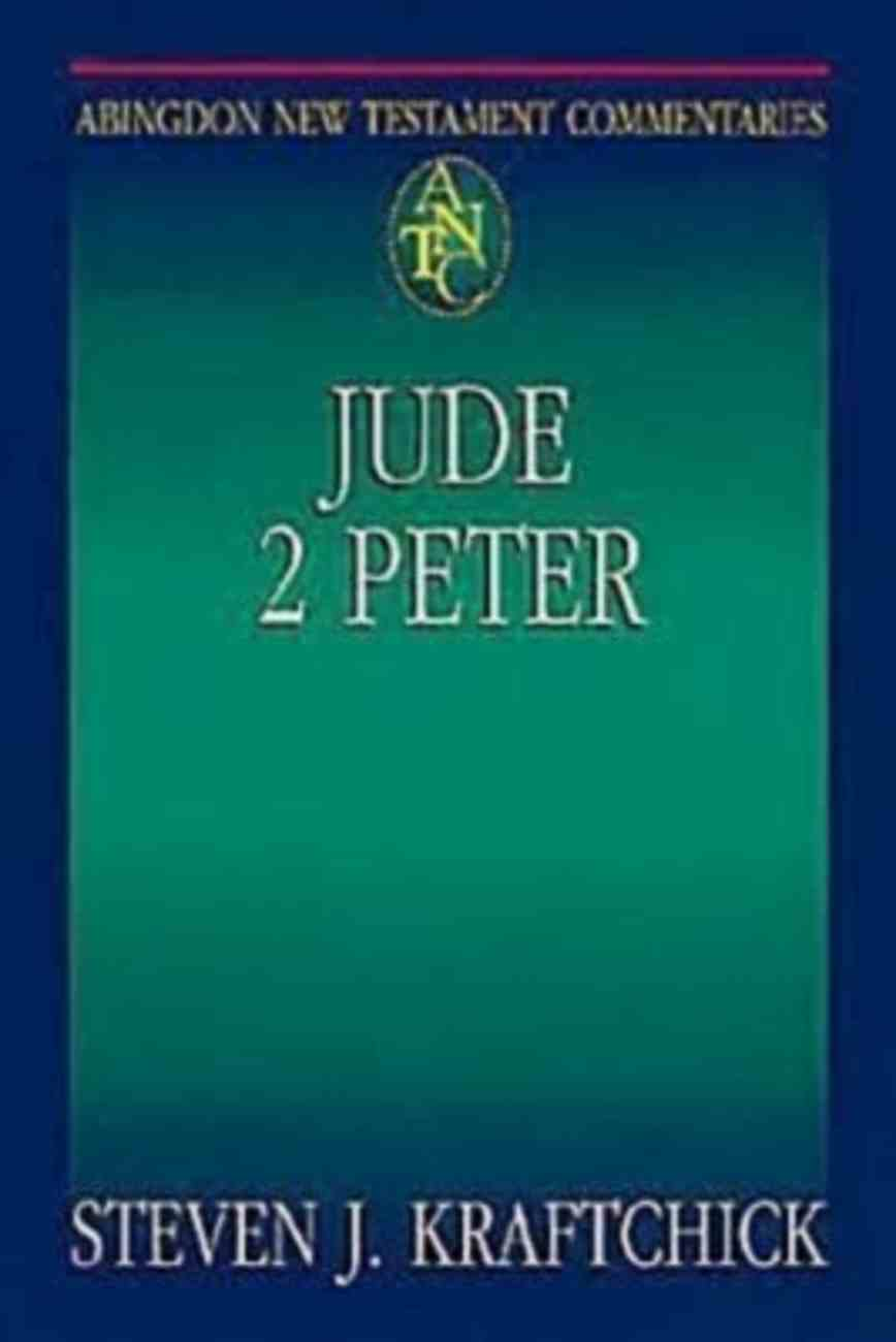 Jude, 2 Peter (Abingdon New Testament Commentaries Series) Paperback