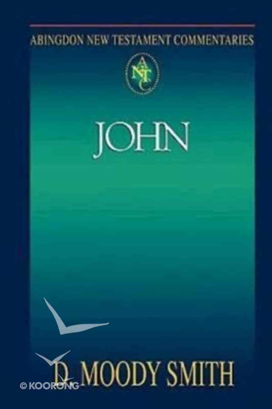 John (Abingdon New Testament Commentaries Series) Paperback