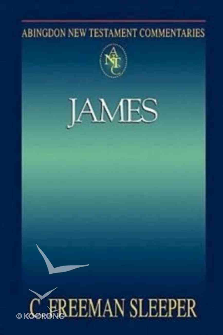 James (Abingdon New Testament Commentaries Series) Paperback