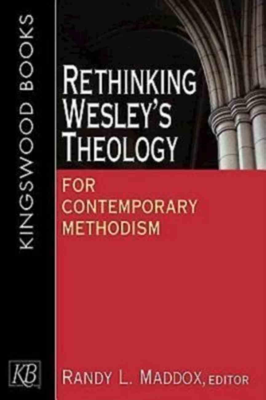 Rethinking Wesley's Theology Paperback