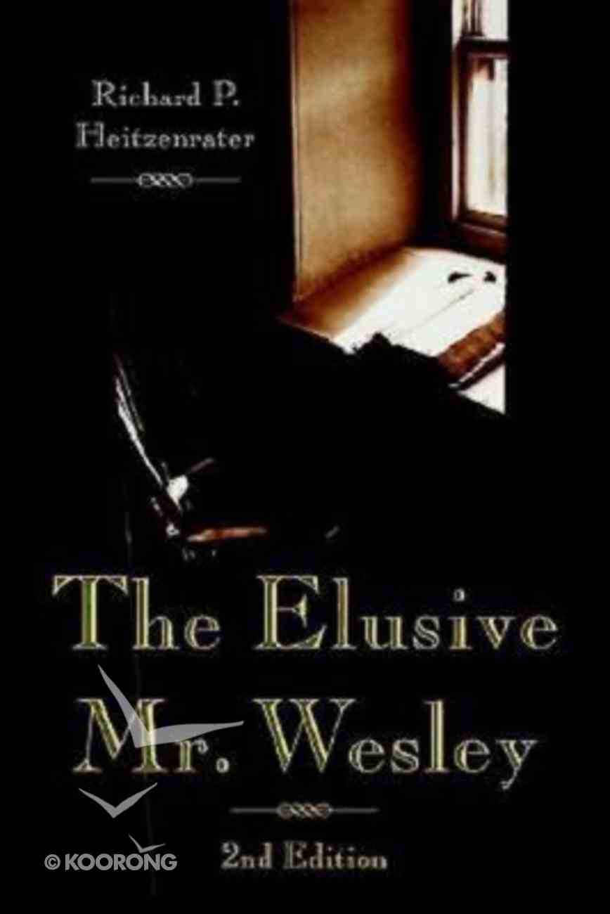The Elusive Mr Wesley (2003) Paperback