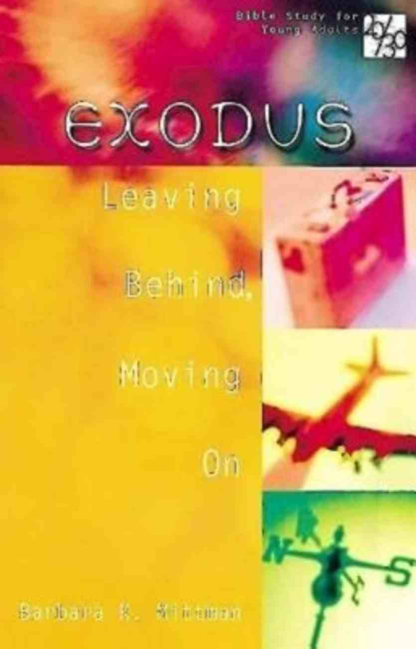 Exodus (20/30 Bible Study For Young Adults Series) Paperback