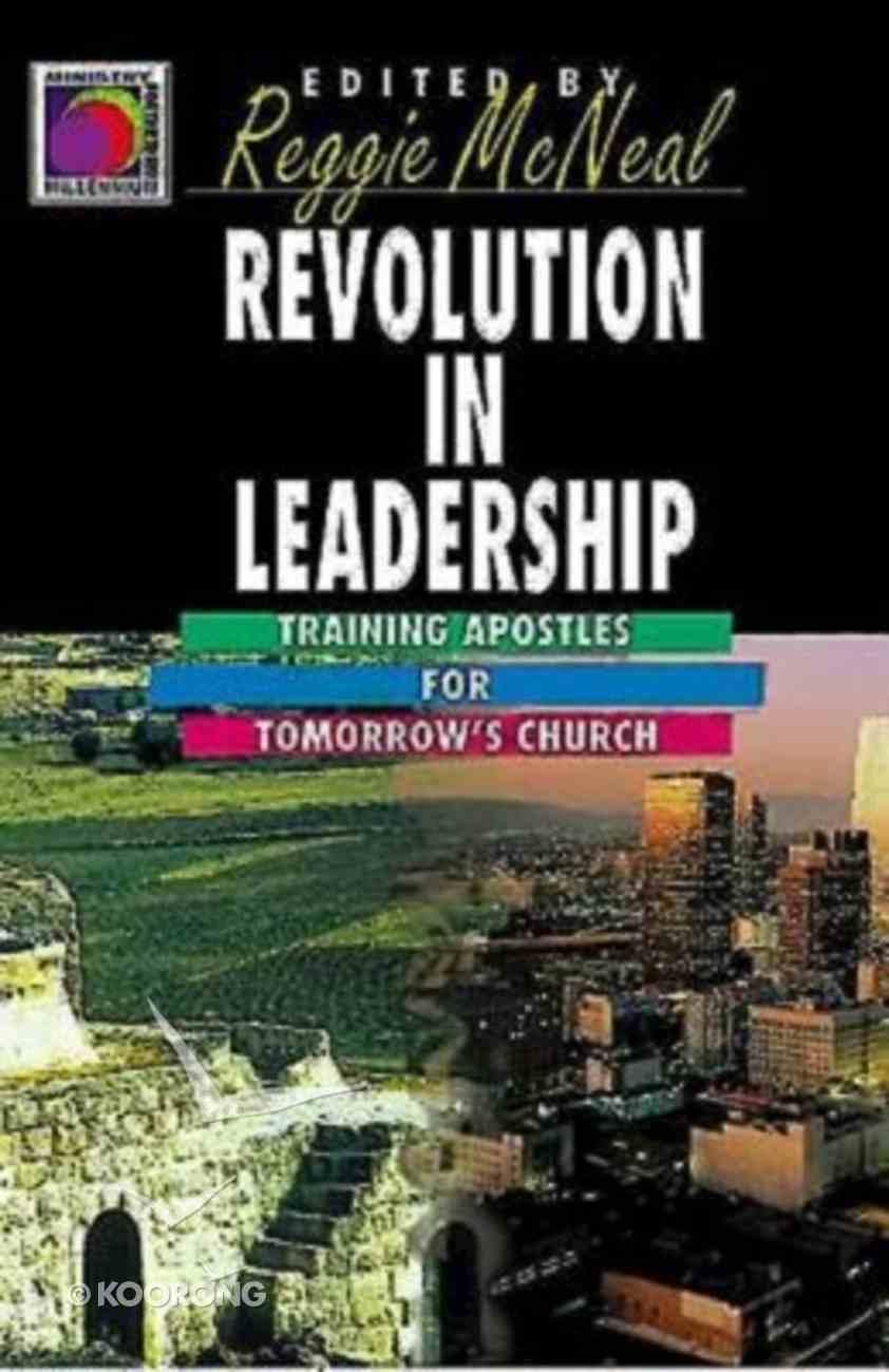 Revolution in Leadership Paperback