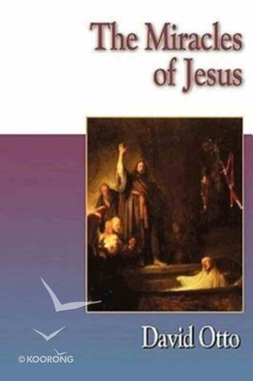 Jesus Collection: The Miracles of Jesus Paperback
