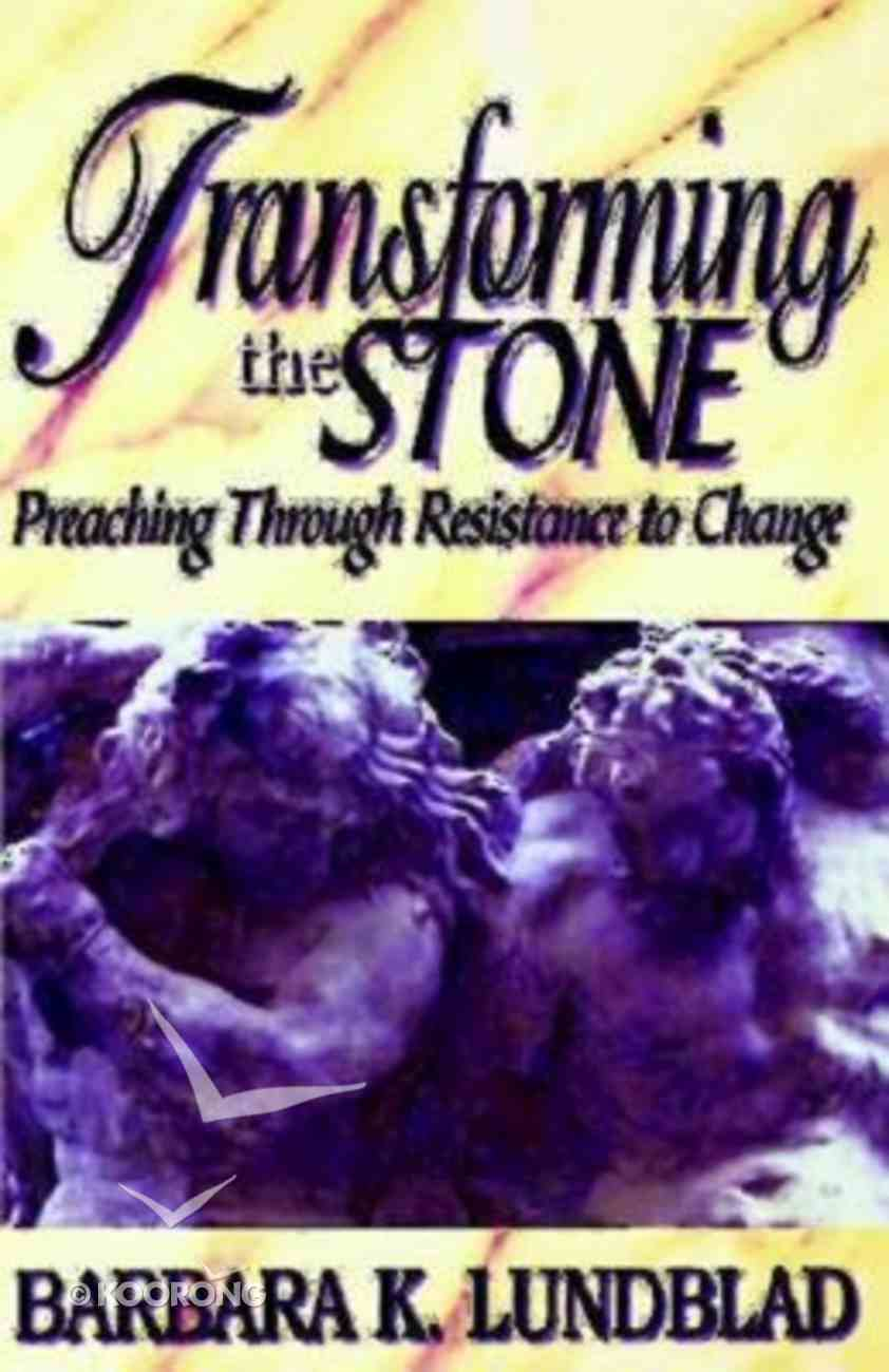 Transforming the Stone Paperback