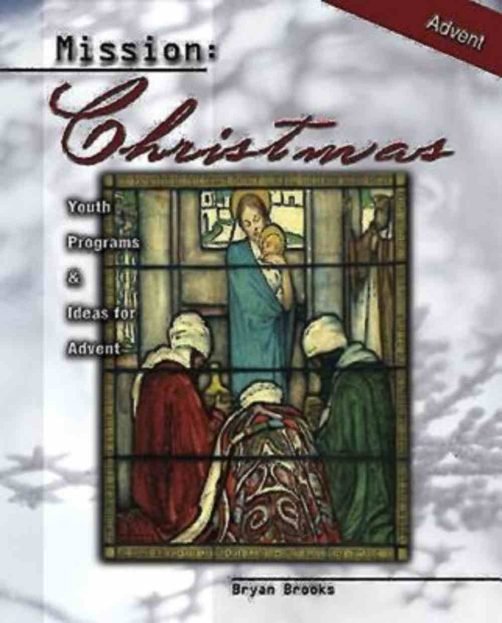 Mission: Christmas Paperback