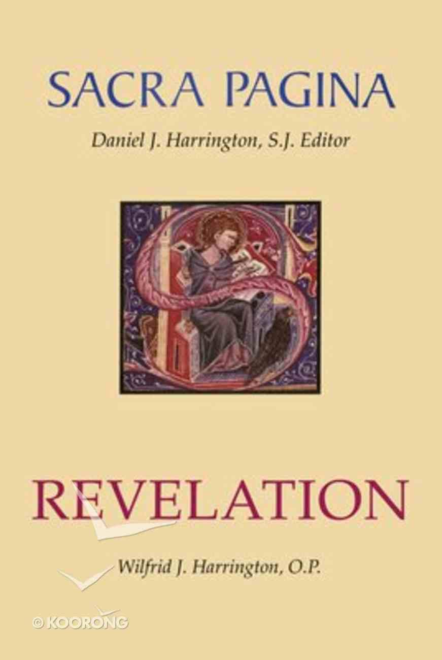 Revelation (#16 in Sacra Pagina Series) Hardback