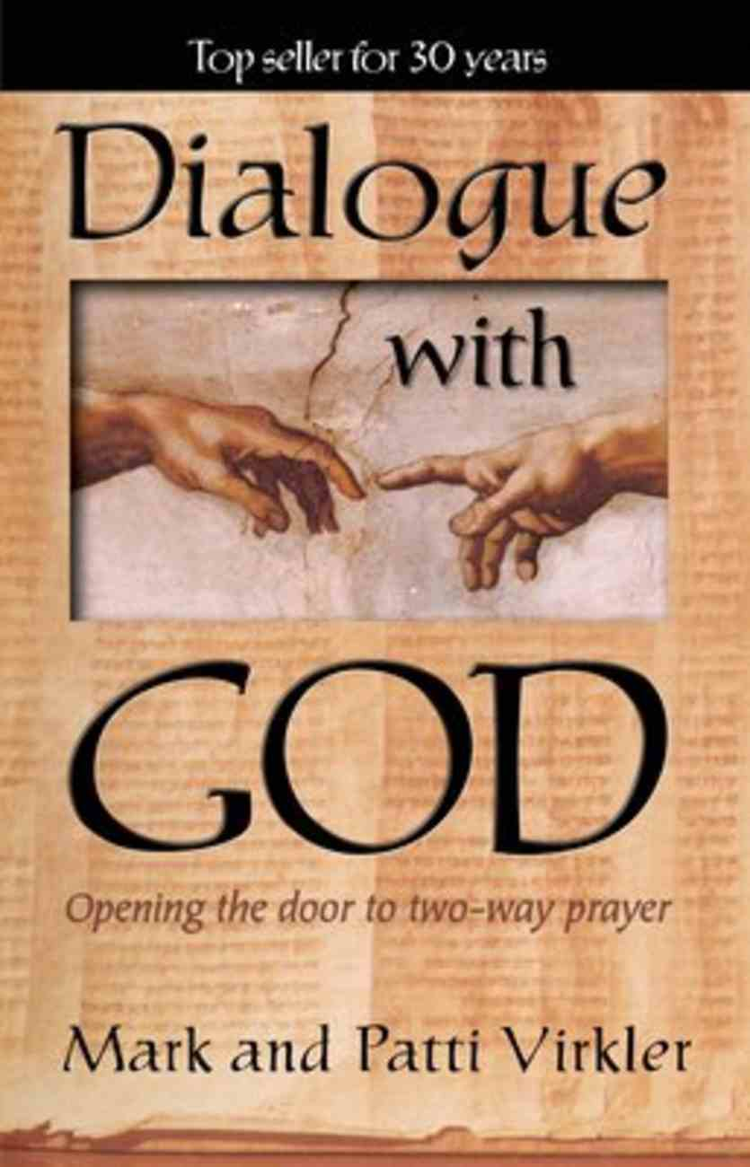 Dialogue With God Paperback