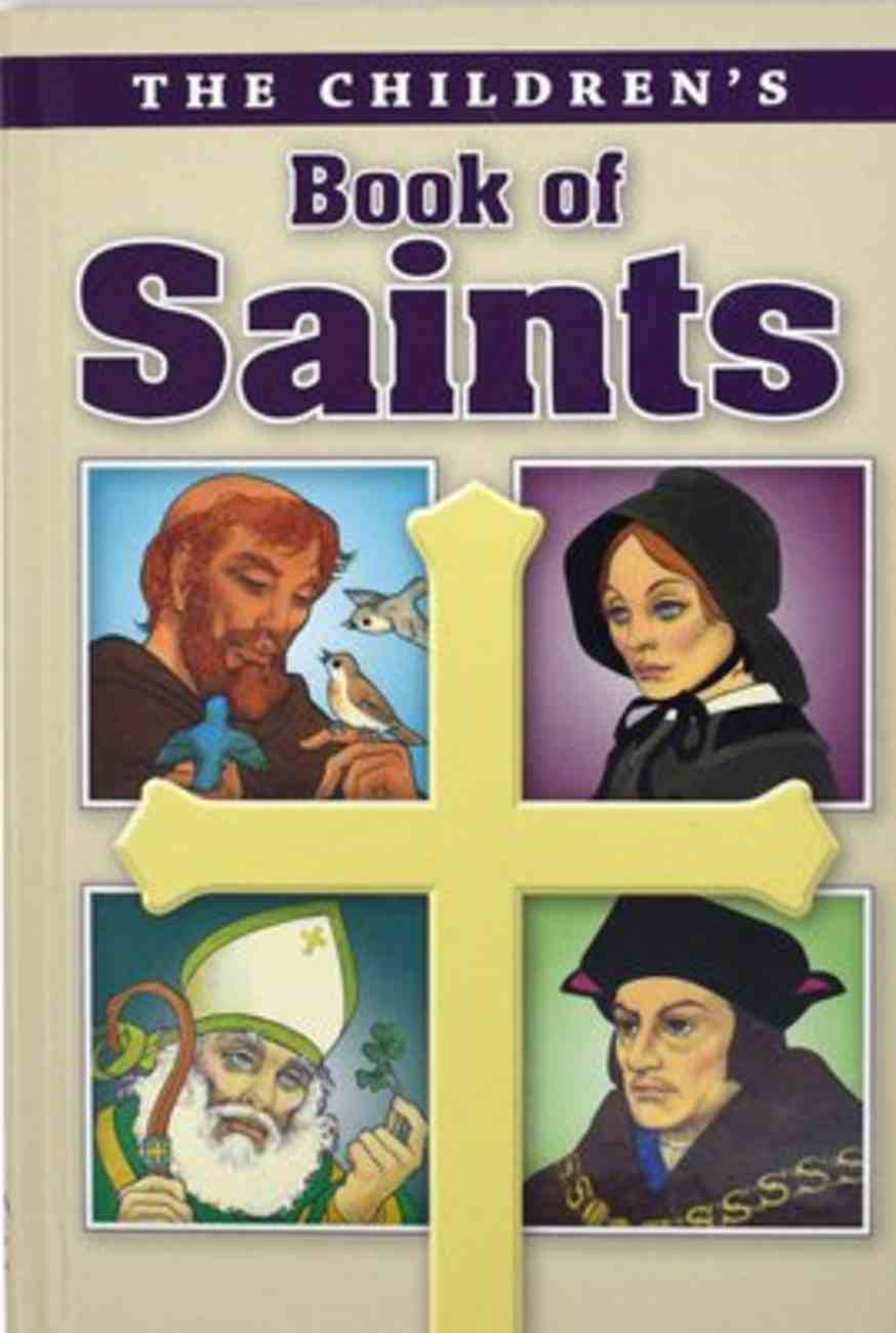 The Children's Book of Saints Hardback