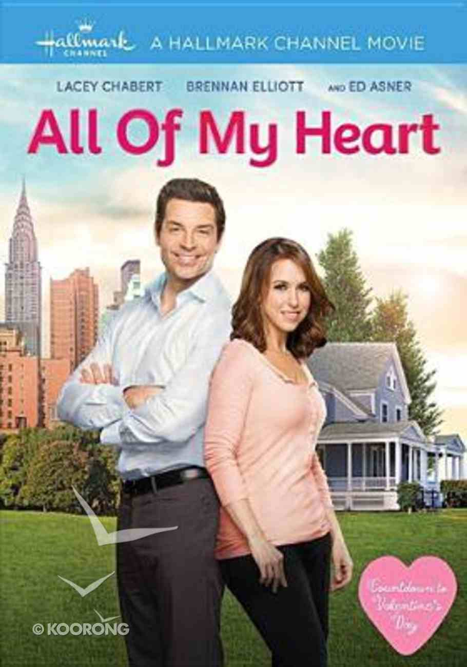 All of My Heart #01 DVD