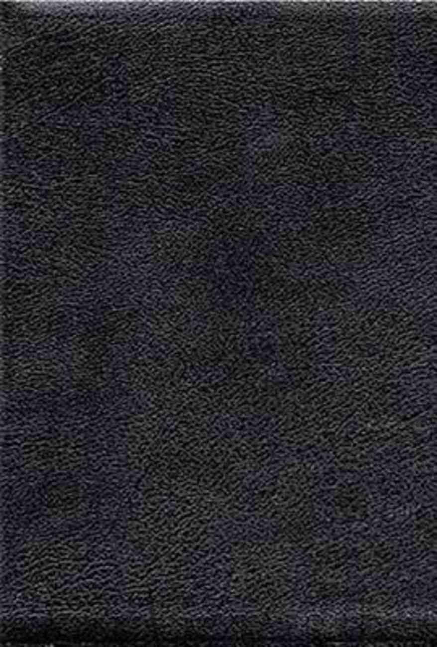 KJV Thompson Chain Reference Large Print Black (Red Letter Edition) Bonded Leather