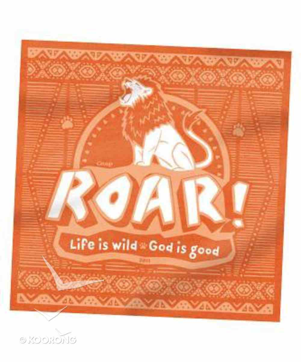 2019 Vbs Roar Banduras (Pack Of 10) Pack
