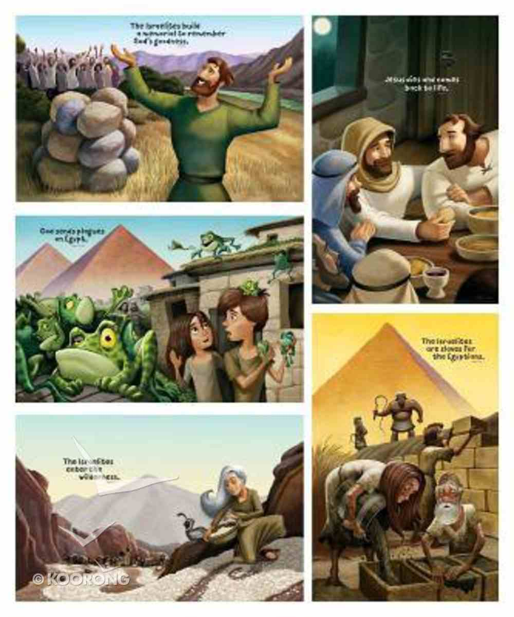 2019 Vbs Roar Bible Story Posters (Set Of 5) Pack