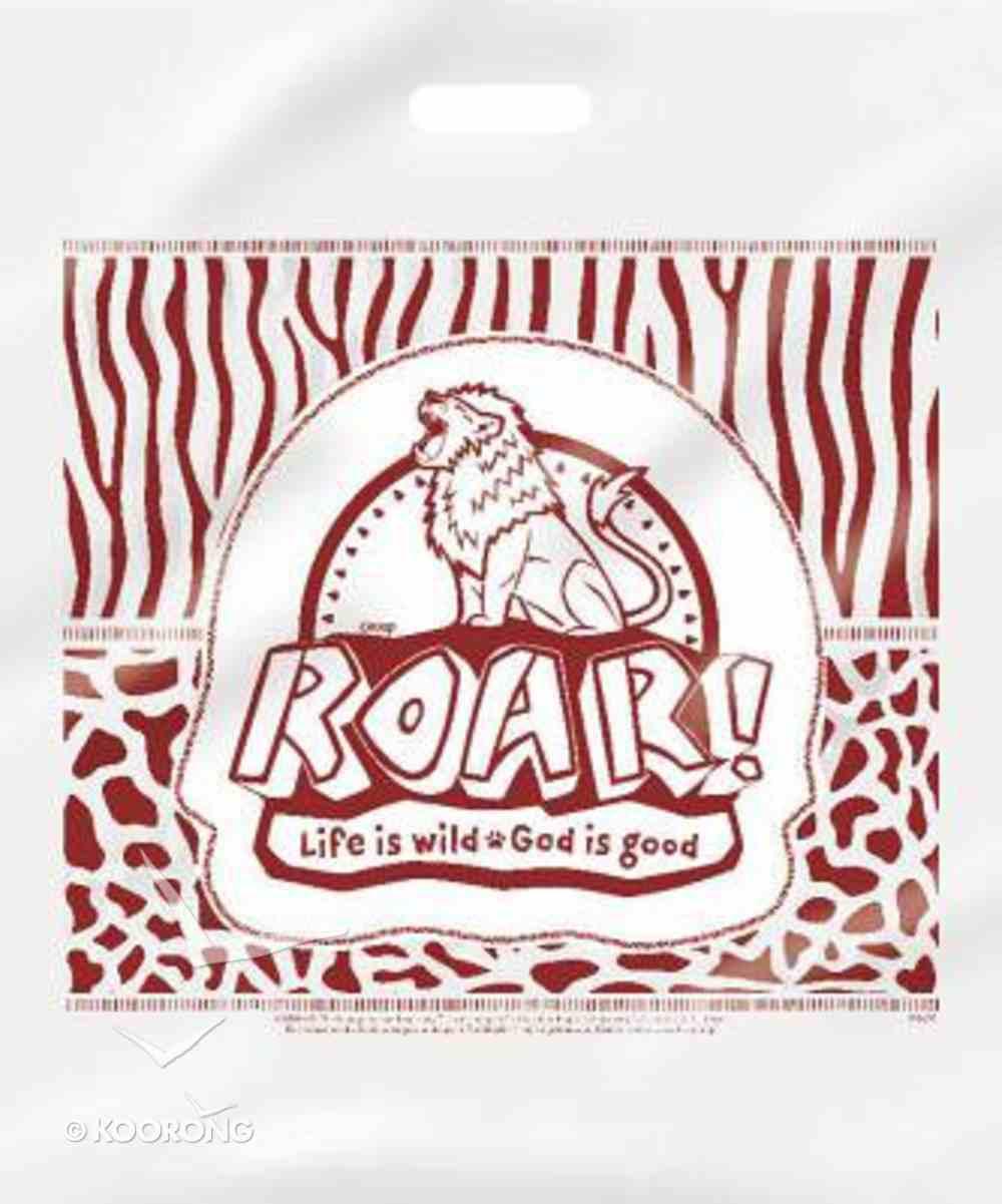 2019 Vbs Roar Crew Bags (Pack Of 10) Soft Goods