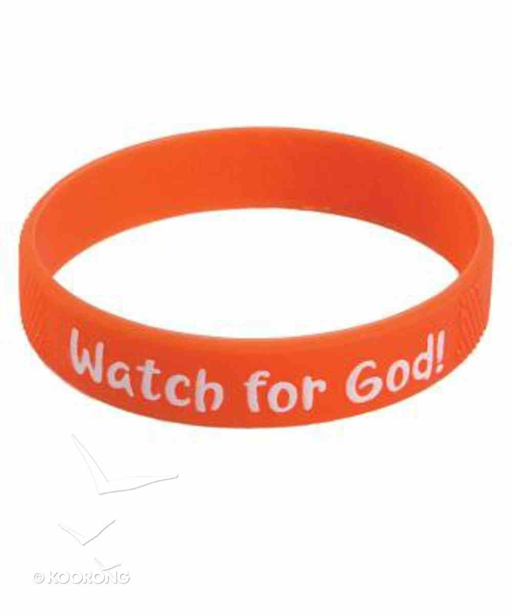 2019 Vbs Roar Watch For God Wristbands (Pack Of 10) Pack