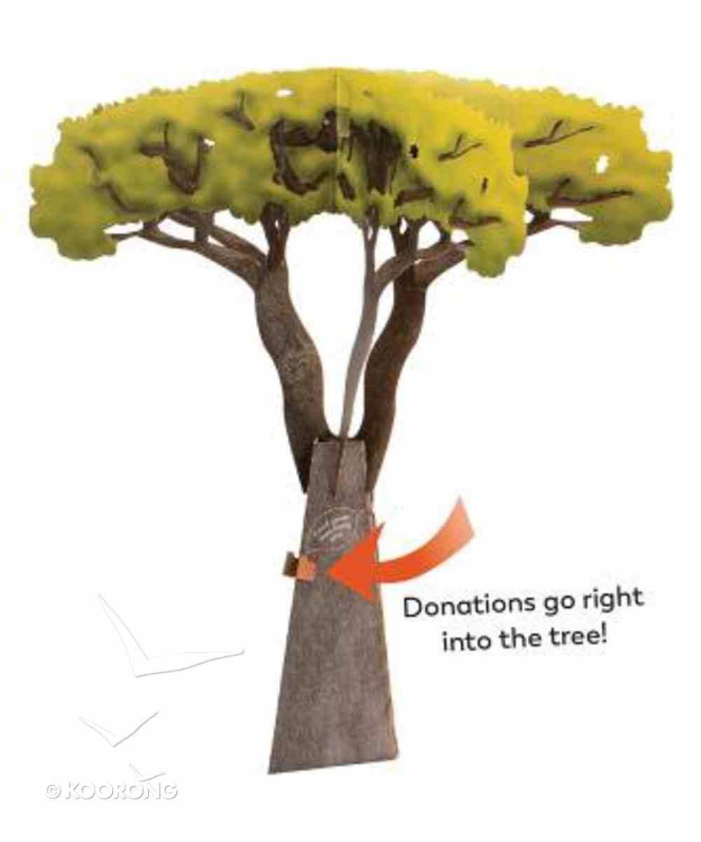 2019 Vbs Roar Operation Kid-To-Kid Giving Tree Display Novelty
