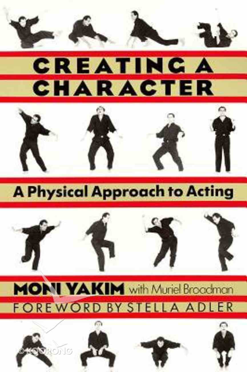Creating a Character Paperback