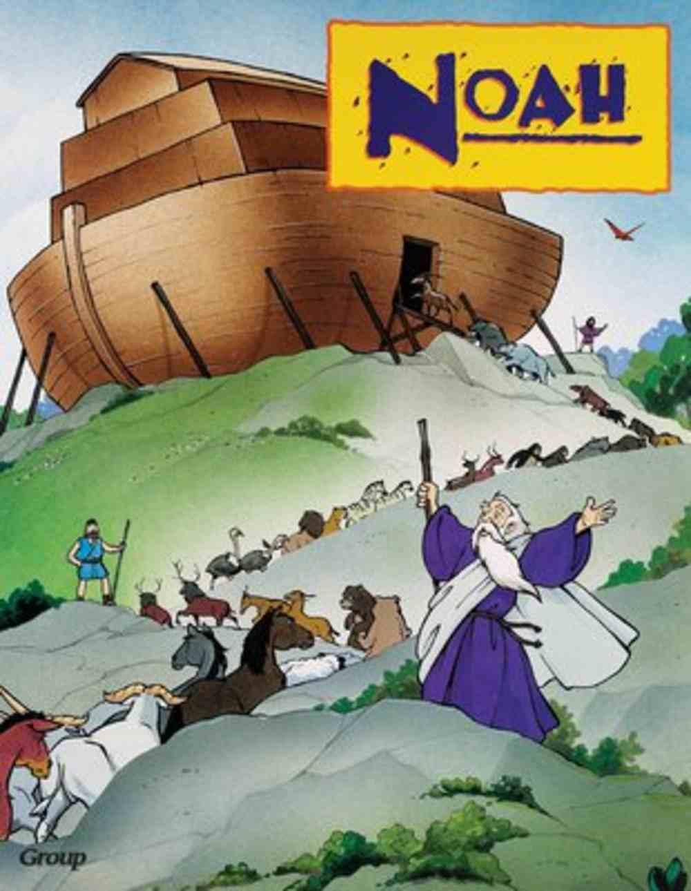 Noah (Bible Big Book Series) Paperback