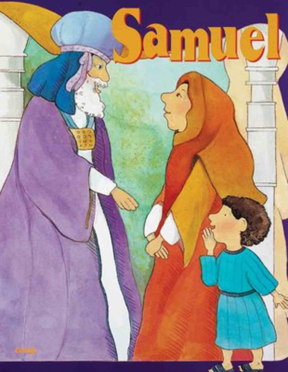 Samuel (Bible Big Book Series) Paperback