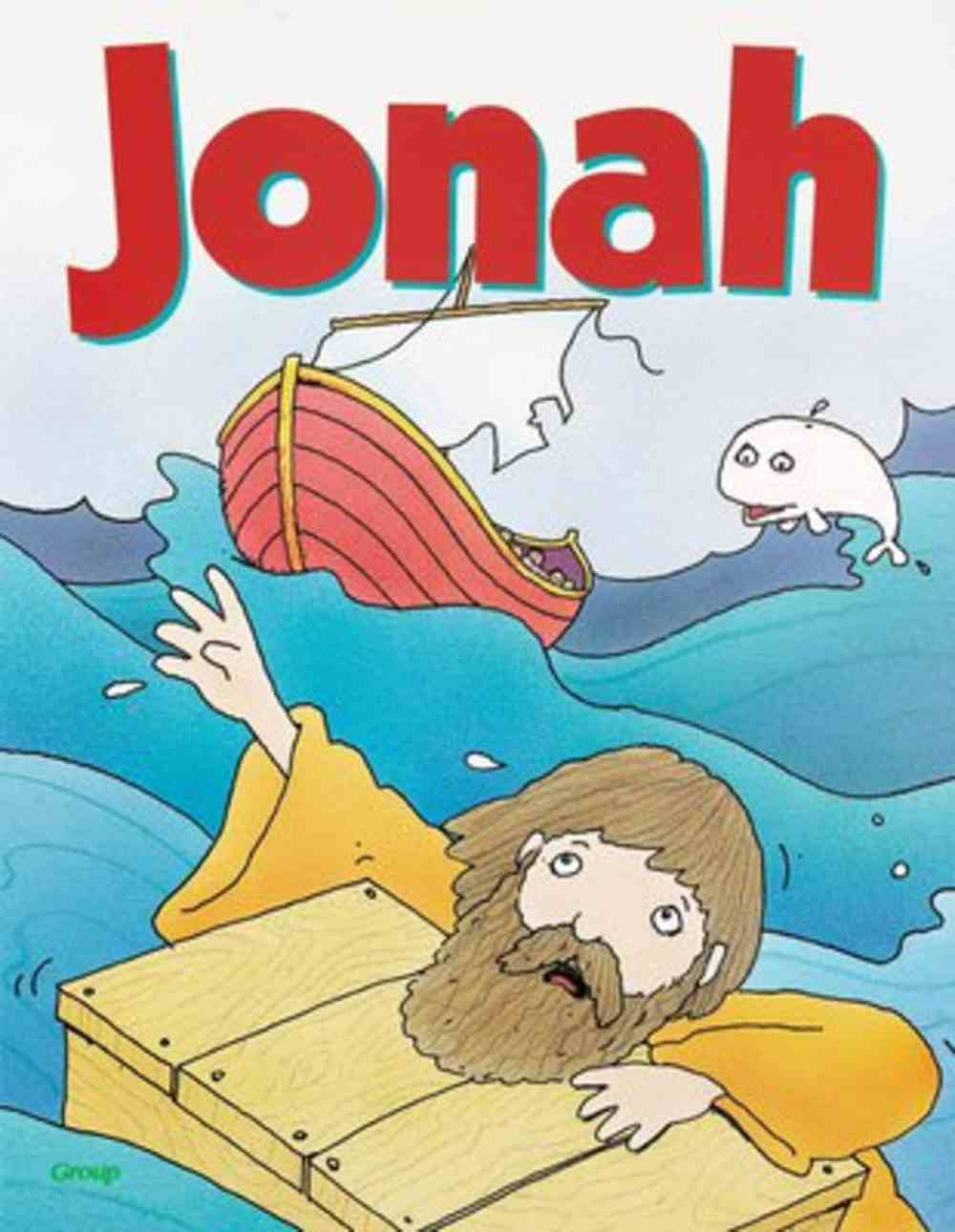 Jonah (Bible Big Book Series) Paperback