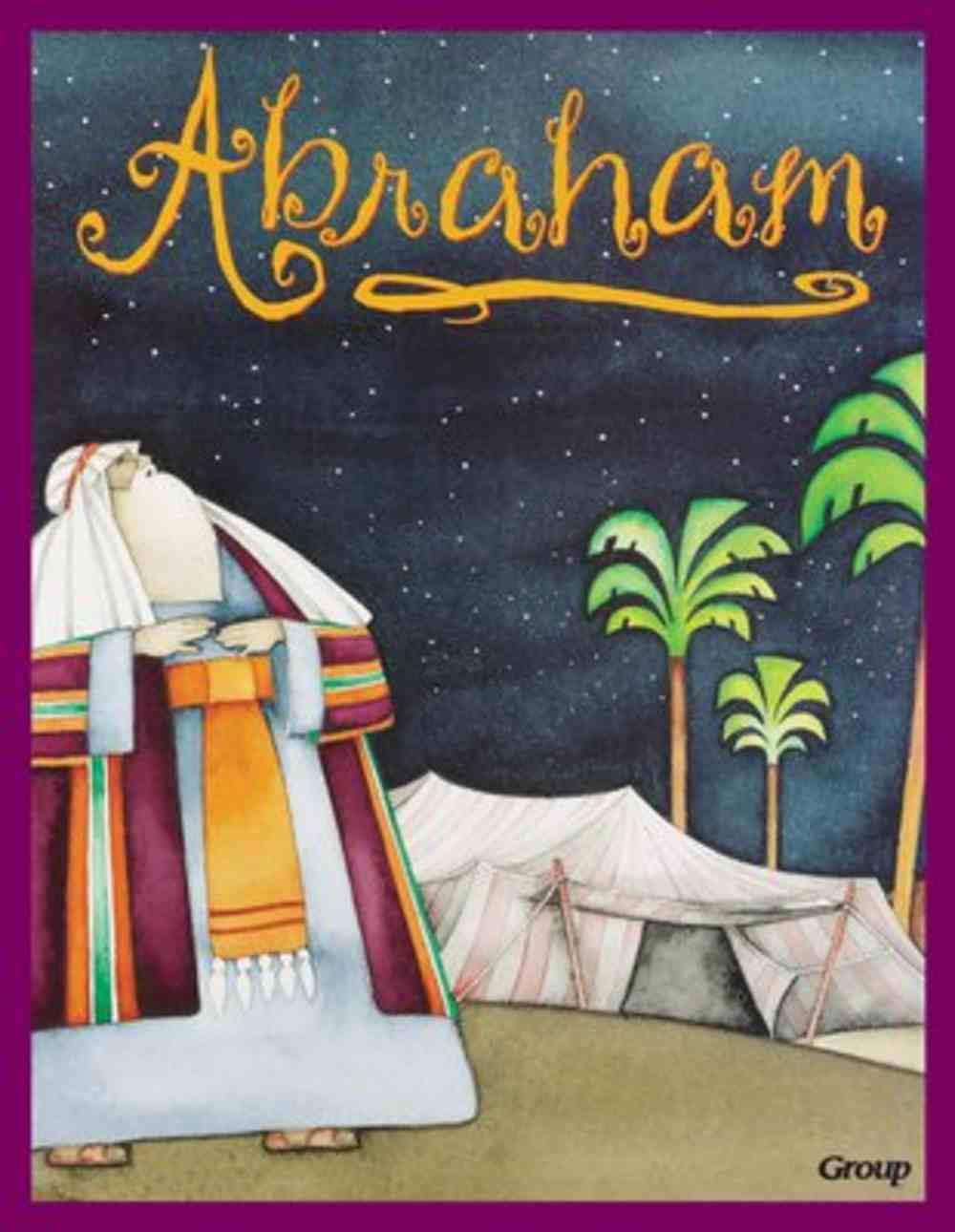 Abraham (Bible Big Book Series) Paperback